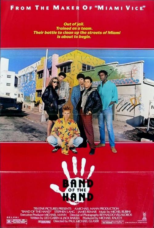 BandoftheHand-1986-poster