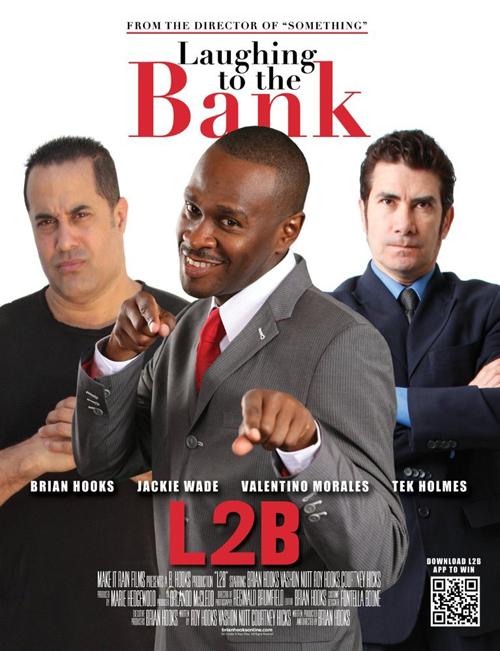 LaughingtotheBank-2011-poster