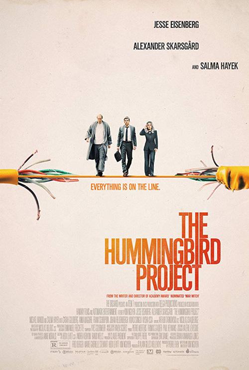 TheHummingbirdProject-2018-poster