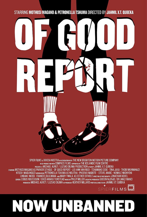 of-good-report-2013-poster