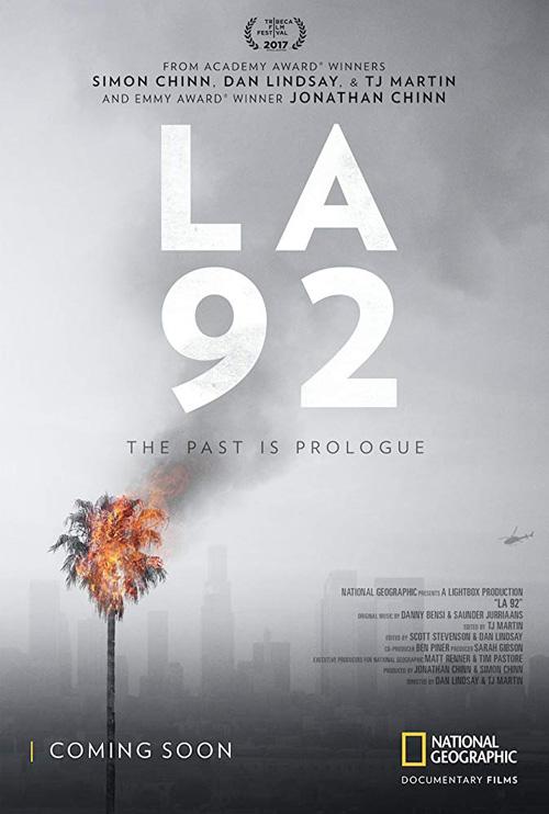LA92-2017-poster