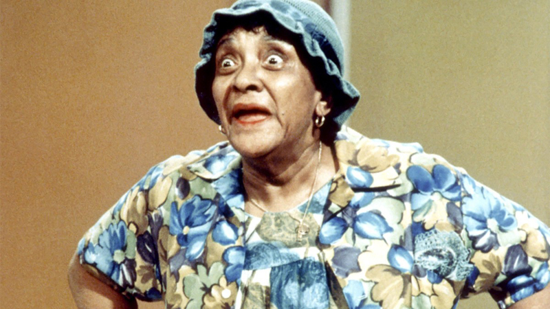 Whoopi Goldberg Presents Moms Mabley (2013)
