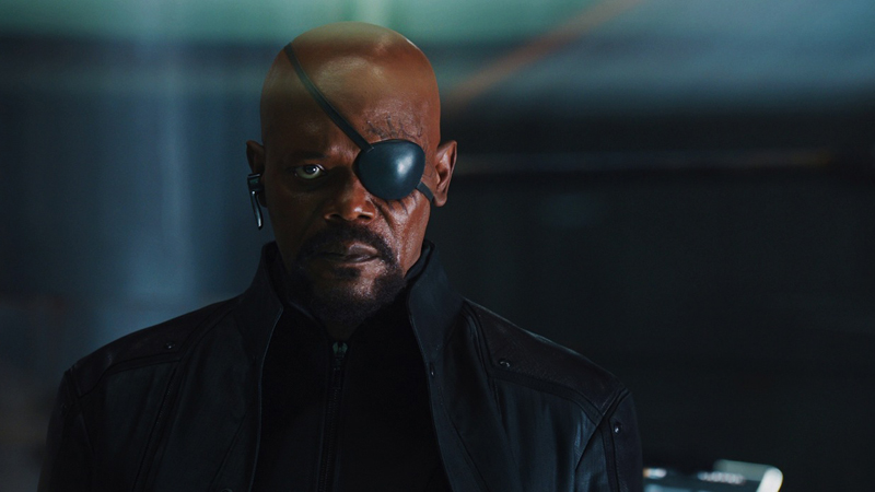 Nick Fury To Appear in Captain Marvel