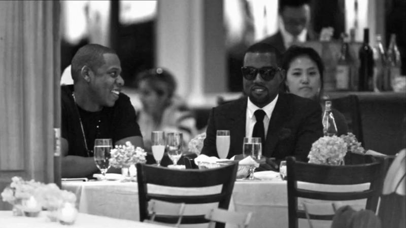 Public Enemies: Jay-Z vs Kanye