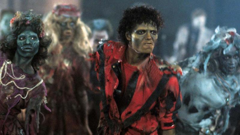Michael Jackson: Thriller (1983)