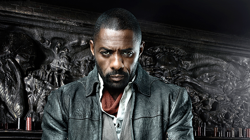 Interview: Idris Elba on 'The Dark Tower'…