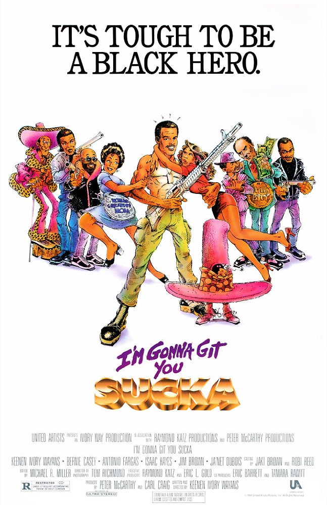 ImGonnaGitYouSucka-1988-poster