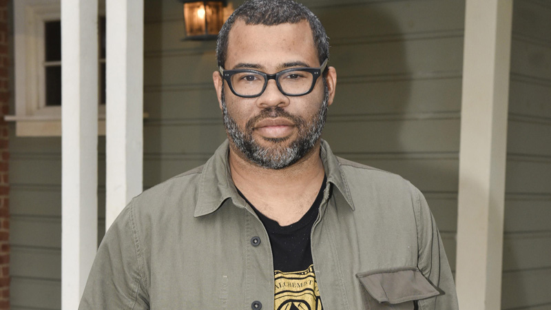 "Jordan Peele On Divisiveness, Black Identity & The ""White Savior"""