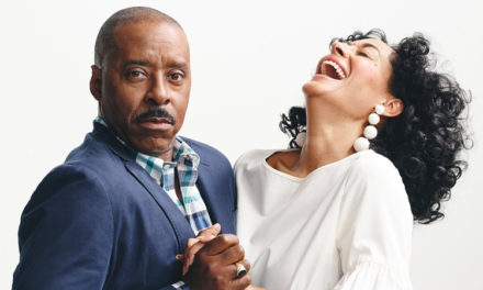 Actors on Actors: Courtney B. Vance & Tracee Ellis Ross