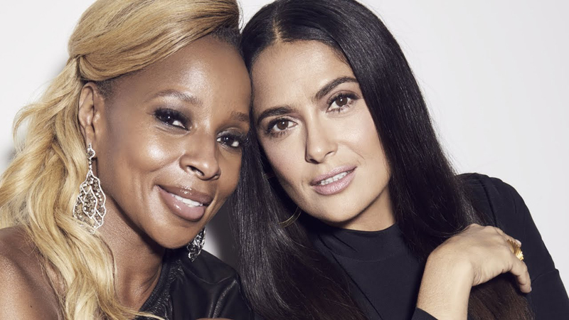 Actors on Actors: Mary J. Blige & Salma Hayek