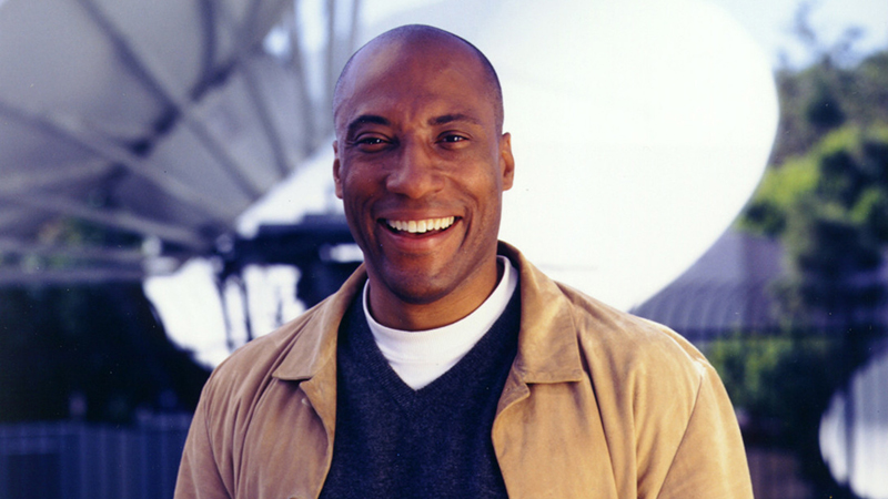 Byron Allen, On Growing A Movie Company