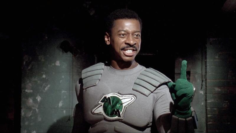 The Meteor Man (1993)