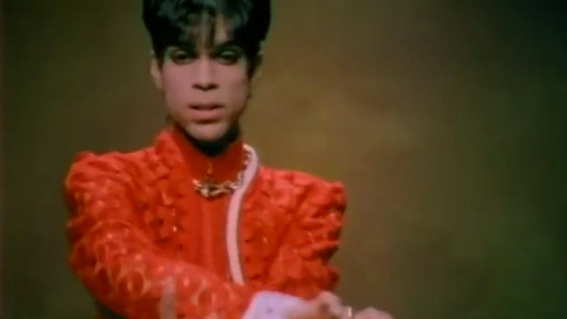 Prince: The Most Beautiful Girl in the World (1994)