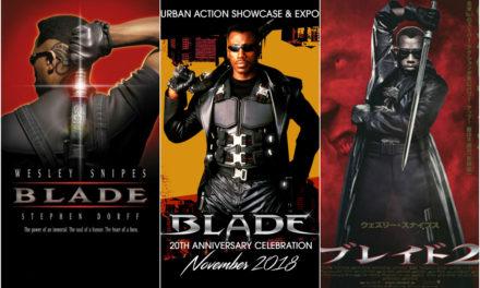 Blade 20th Anniversary Celebration @ UASE
