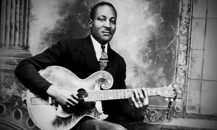 The Man Who Brought the Blues to Britain: Big Bill Broonzy (2013)