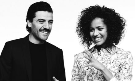 Actors on Actors: Gugu Mbatha-Raw & Oscar Isaac