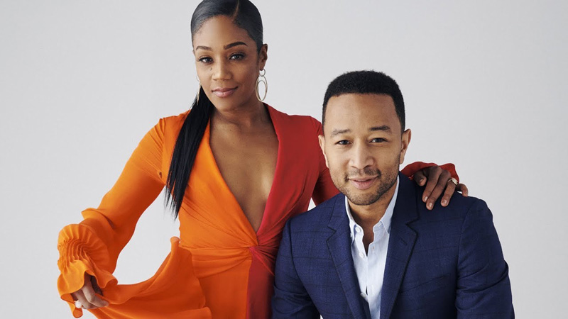Actors on Actors: Tiffany Haddish & John Legend