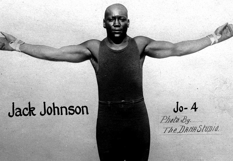 Jack Johnson Pardoned