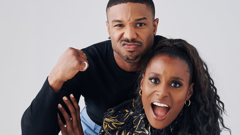 Actors on Actors: Issa Rae & Michael B. Jordan