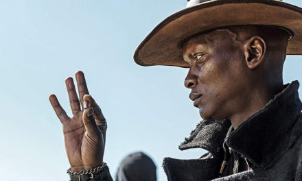 Five Fingers for Marseilles (2017)