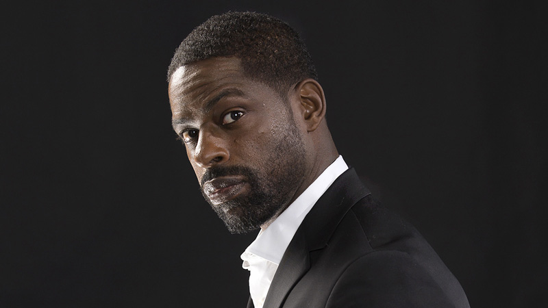 Sterling K. Brown Goes Back and Forth…