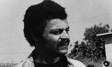 Roger Robinson (1940-2018)