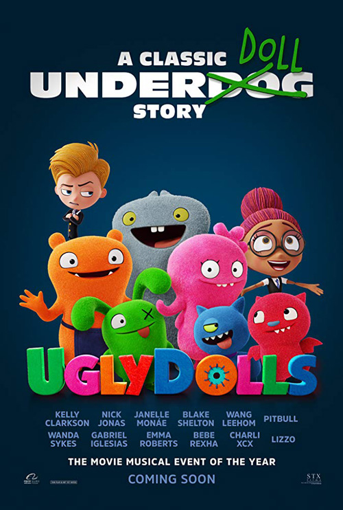 UglyDolls-2019-poster