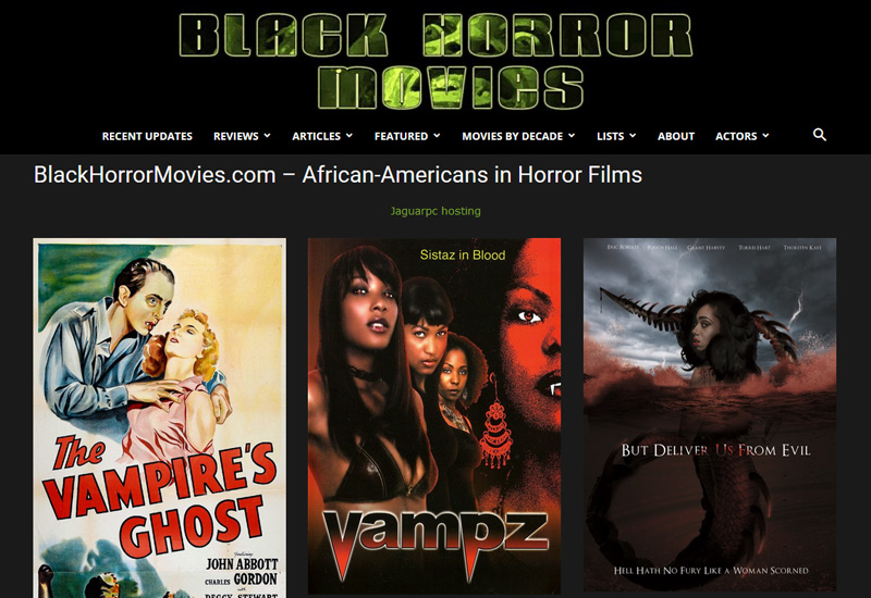 Black Horror Movies