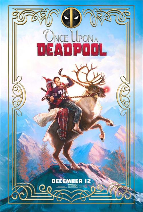 OnceUponADeadpool-2018-poster