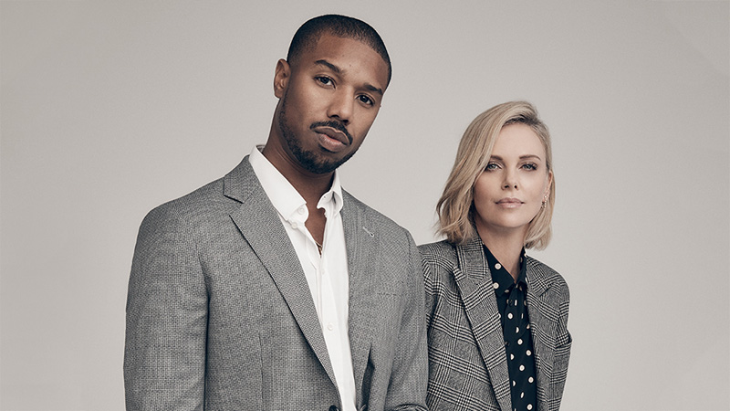 Actors on Actors: Michael B. Jordan & Charlize Theron
