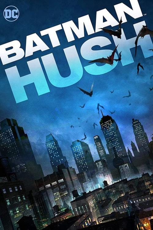 BatmanHush-2019-poster