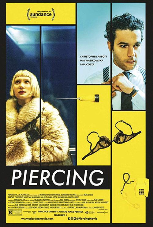 Piercing-2018-poster