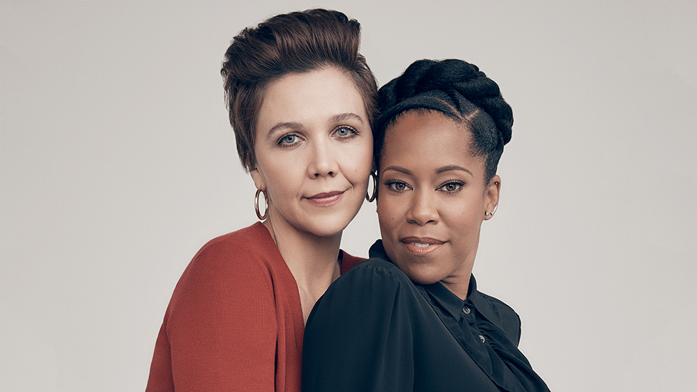 Actors on Actors: Regina King & Maggie Gyllenhaal