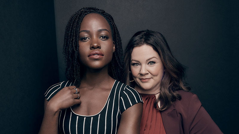 Actors on Actors: Lupita Nyong'o & Melissa McCarthy