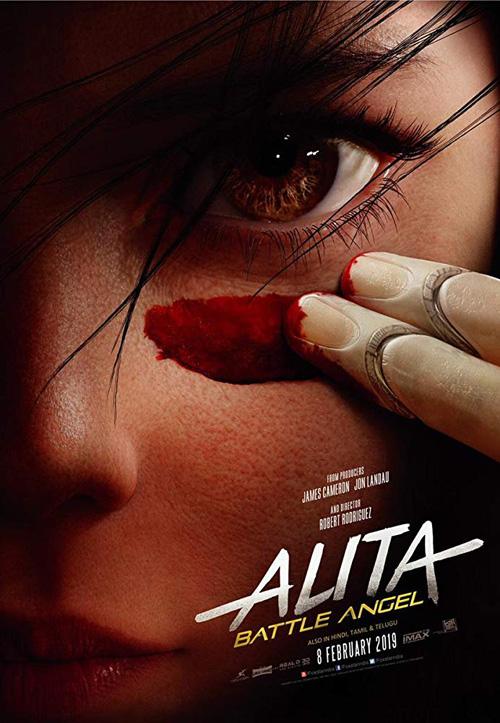 AlitaBattleAngel-2019-poster