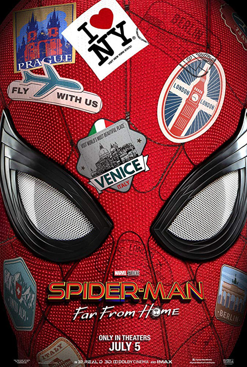 SpiderManFarFromHome-2019-poster