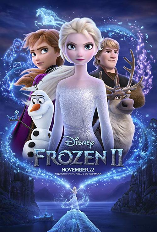 FrozenII-2019-poster