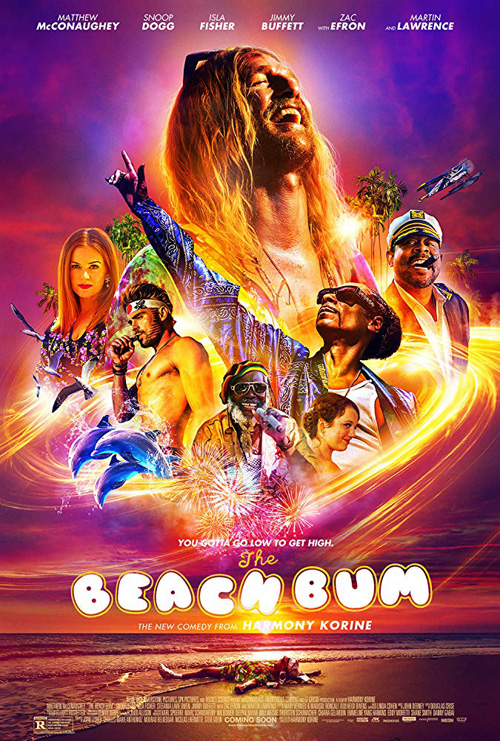 TheBeachBum-2019-poster