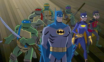 Batman vs. Teenage Mutant Ninja Turtles (2019)