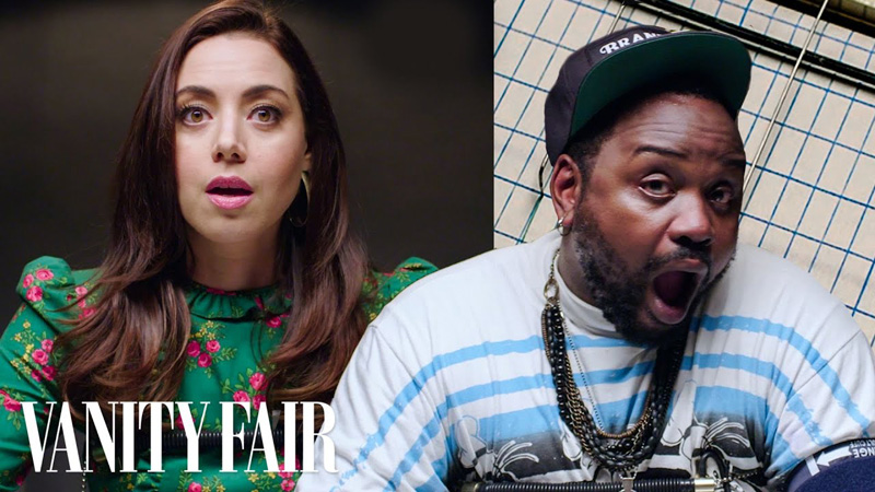 Brian Tyree Henry and Aubrey Plaza Take a Lie Detector Test