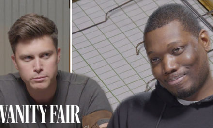 SNL's Michael Che and Colin Jost Take a Lie Detector Test