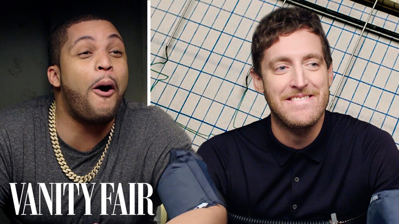 O'Shea Jackson Jr. and Thomas Middleditch Take a Lie Detector Test