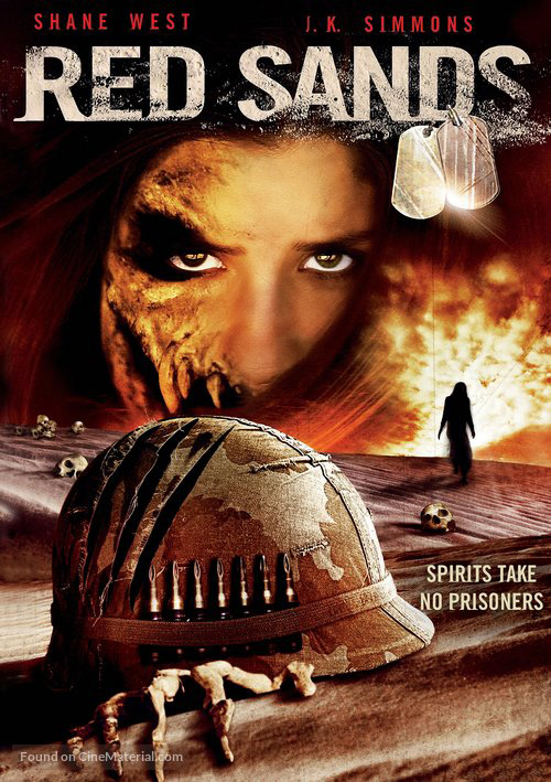 RedSands-2009-poster