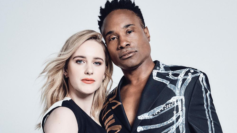 Actors on Actors: Billy Porter & Rachel Brosnahan