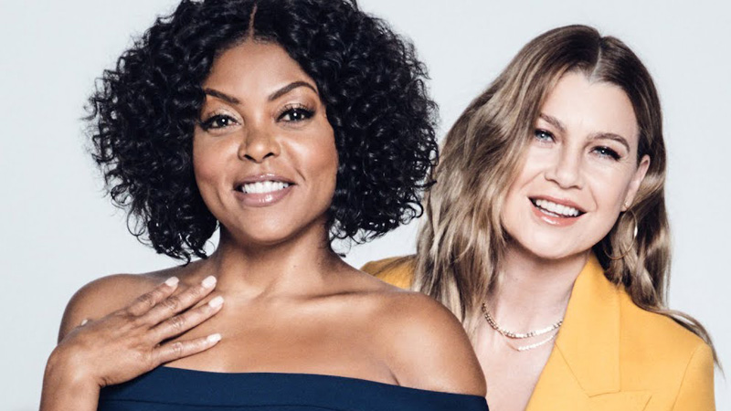Actors on Actors: Taraji P. Henson & Ellen Pompeo