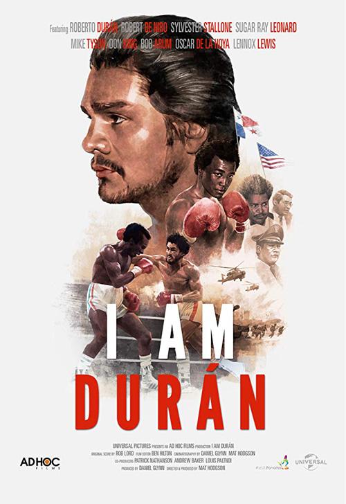 IAmDurán-2019-poster