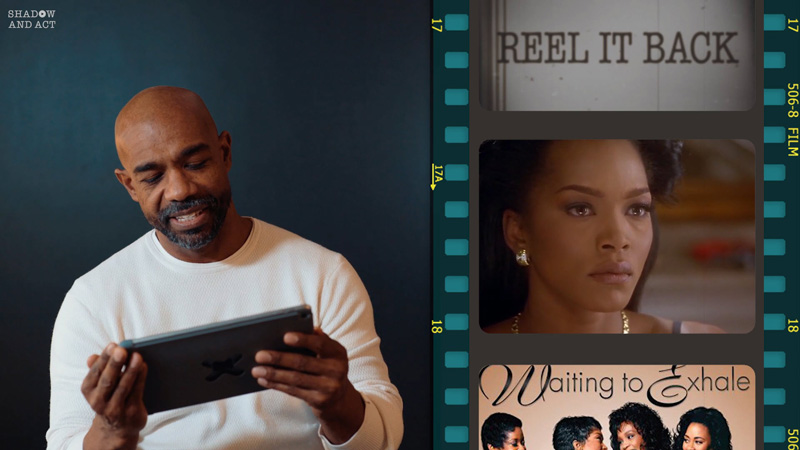 Reel It Back: Michael Beach