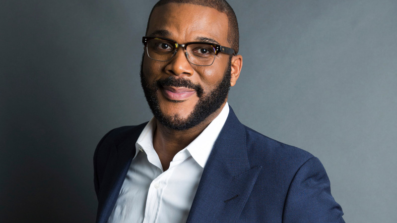 "Tyler Perry Encourage All to ""Own Your Way"""