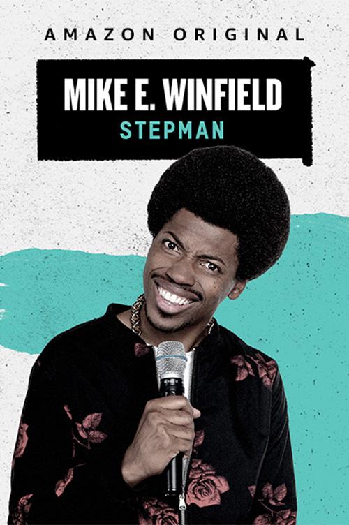MikeEWinfieldStepman-2019-poster