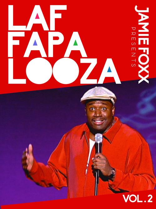 LaffapaloozaVolume2-2003-poster